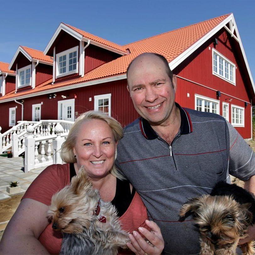 Högbo Pensionat Skommarsgården konferens