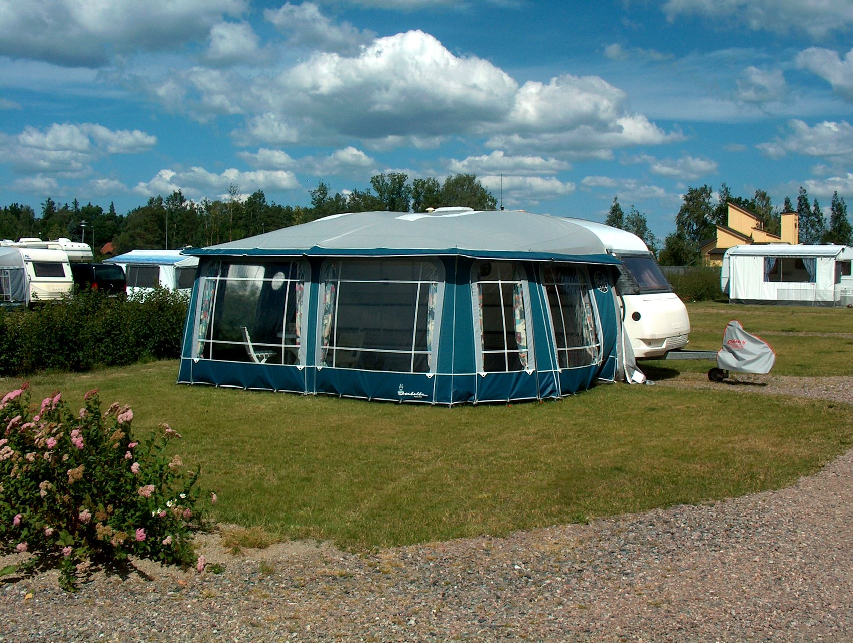Parken Zoo Camping & Stugby/Camping