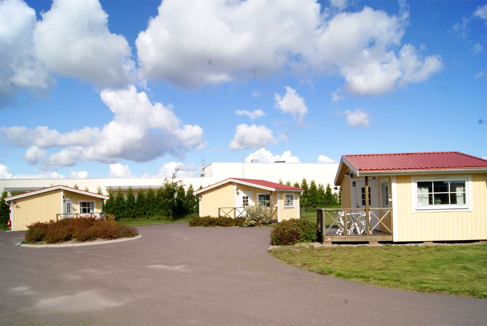 Parken Zoo Camping & Stugby/Ferienhäuser
