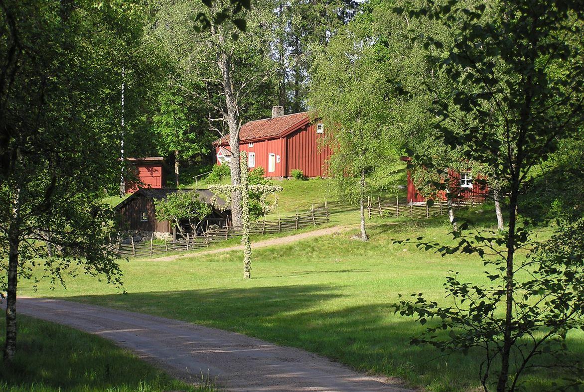 Åsenhöga Hembygdspark - Åsenhöga Preservation Park