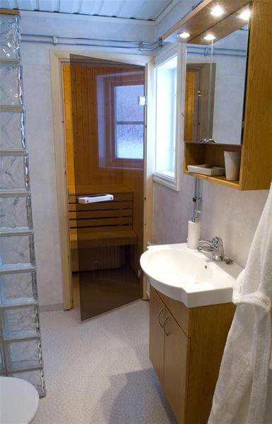 Upper Kullberget 4+2 beds w.sauna