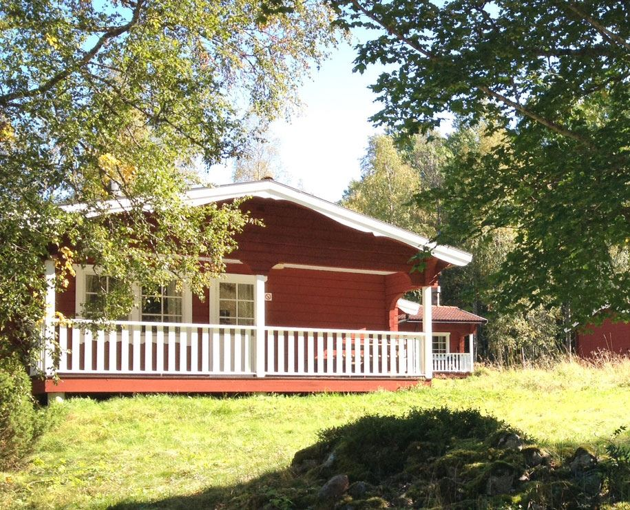 Djupdalen 4+2 beds with sauna