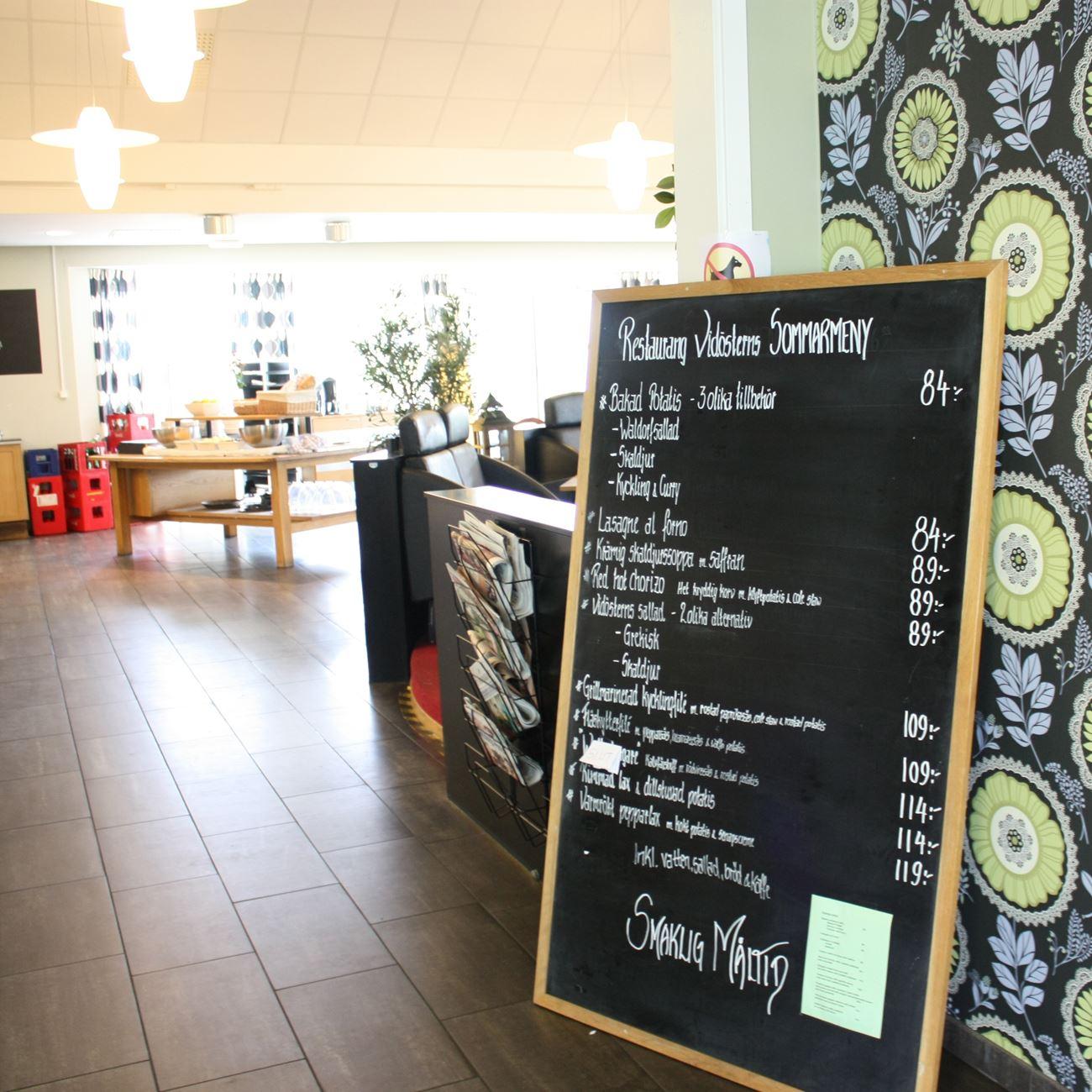© Värnamo Näringsliv AB , Restaurang Vidöstern