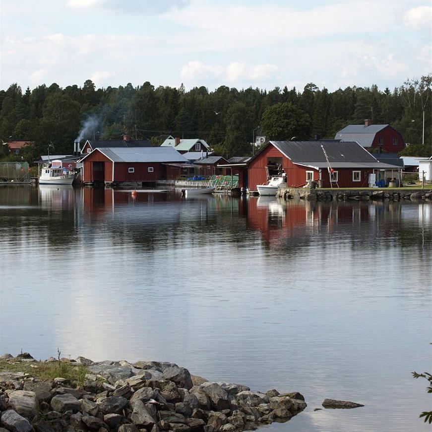 Saltharsfjärden