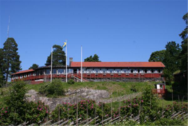 Parking for caravans and motor homes Hemlingbystugan