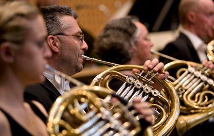 Frank Julin, Musiker i Gävle symfoniorkester