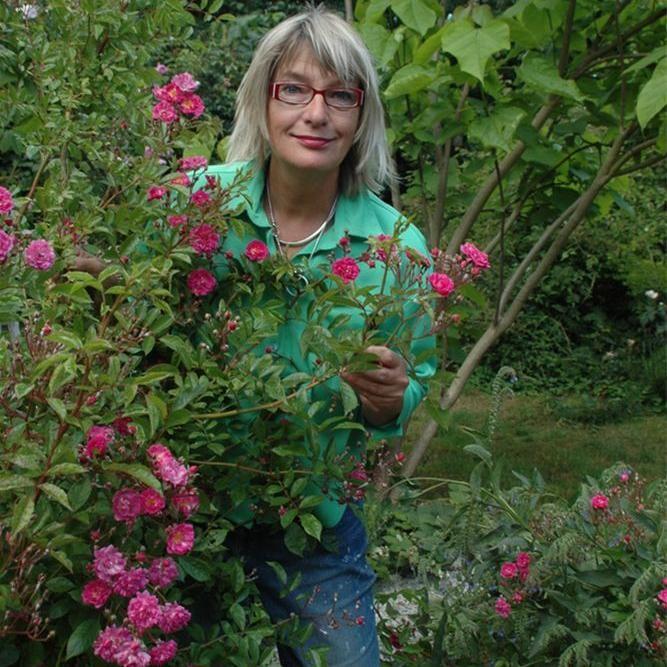 Mia Gröndahl, Killahusets trädgård