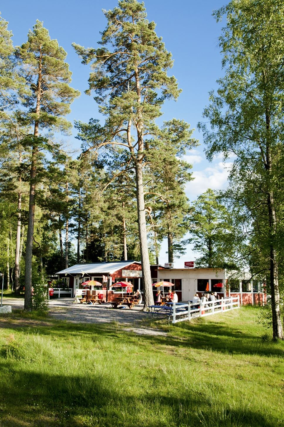 Flatenbadets Stugor & Camping - Cabbins & Campsite