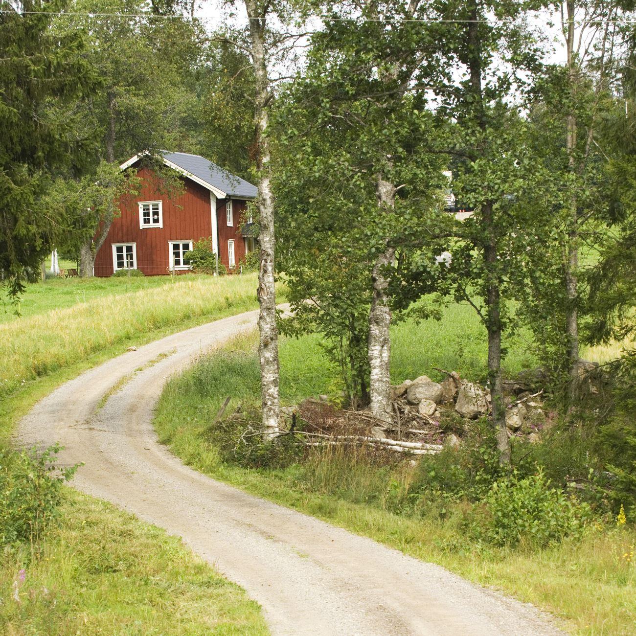 Foto: Smålandsbilder.se,  © Värnamo Näringsliv AB , Cykla i Värnamo Kommun