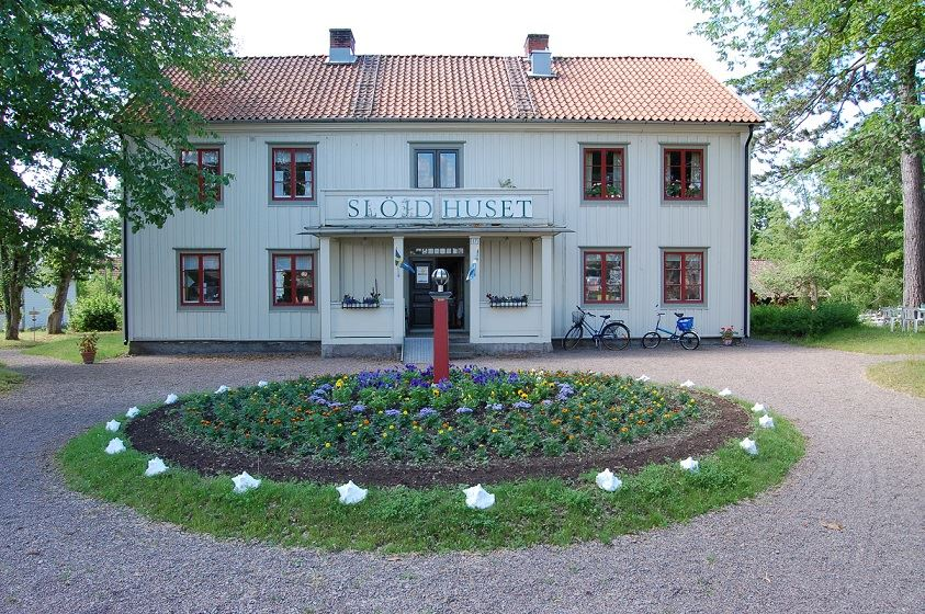 Slöjdhuset- The Craft House