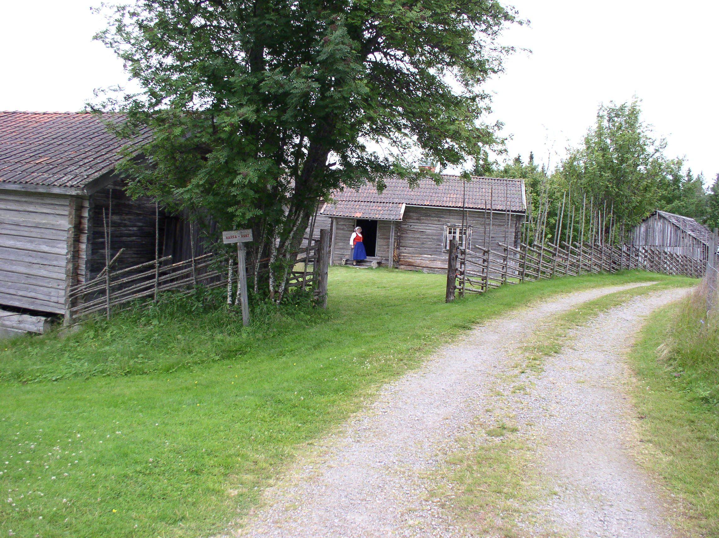 Cecilia Bruce, Harsens Fäbodmuseum