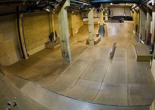 Skateboarding in Söderhamn