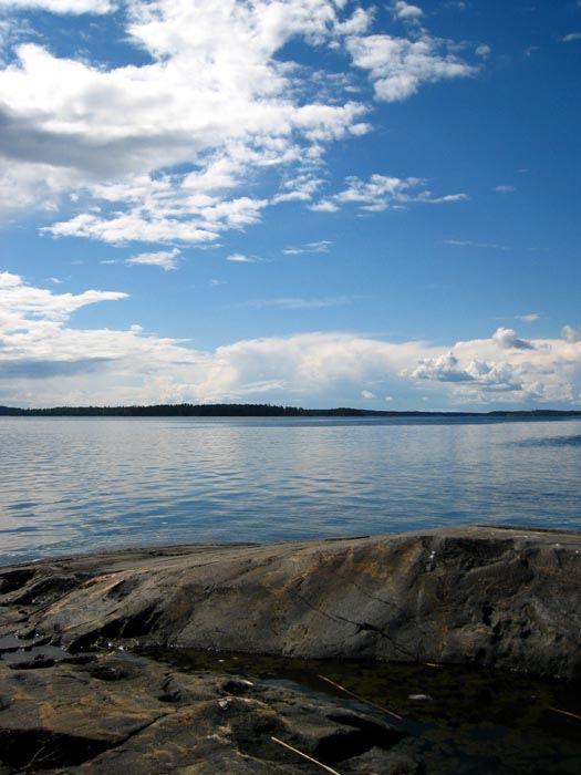 Björkö, Björkö gård