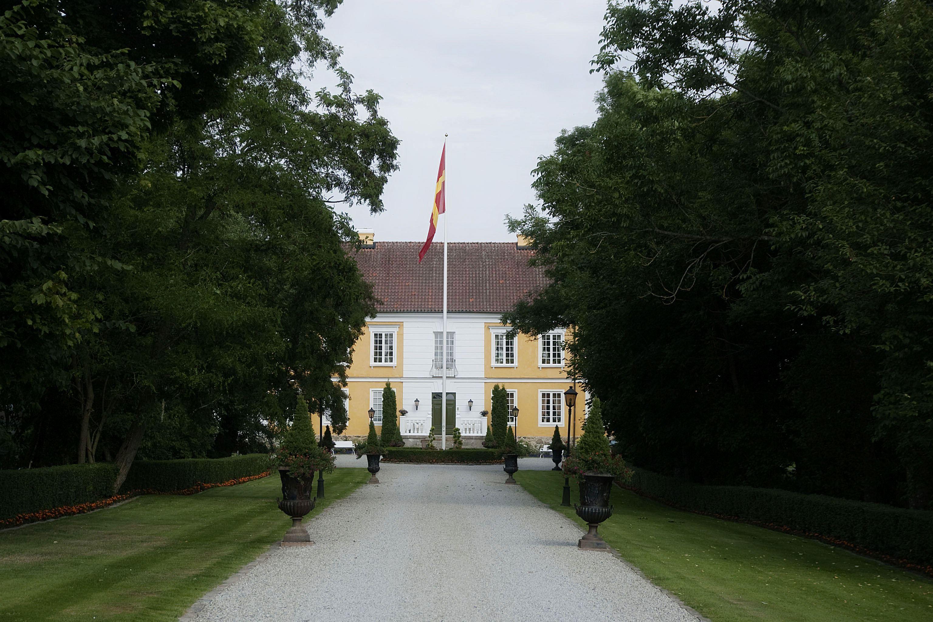 © Fulltofta slott, Fulltofta slott