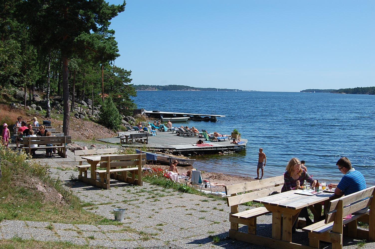 Tättö Havsbad & Camping / Stugor