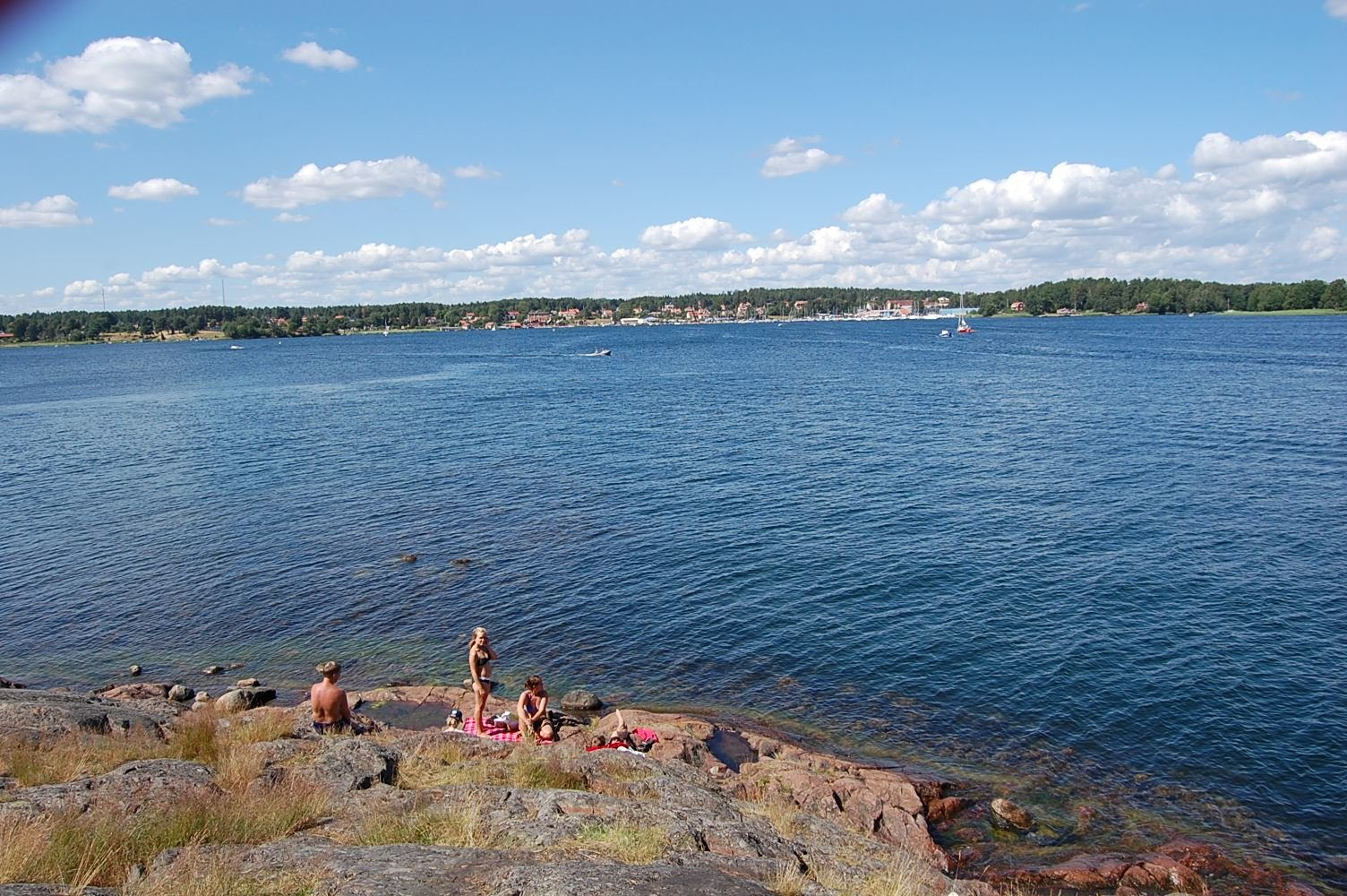 Tättö Havsbad & Camping/Cottages