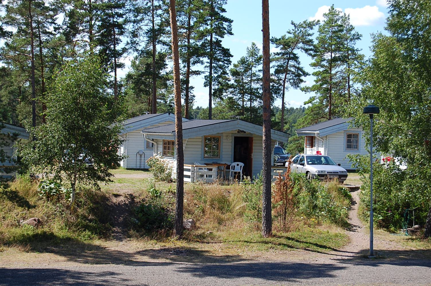 Tättö Havsbad & Camping/Stugor