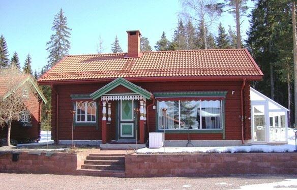 M202 Nusnäs 8,5 km S Mora