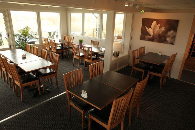 Kristoffer Lindqvist, Möre Golf Restaurant