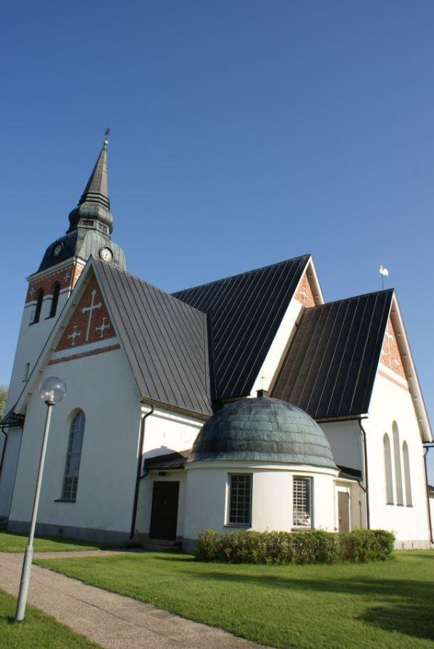 © Kramfors kommun, Ullångers kyrka