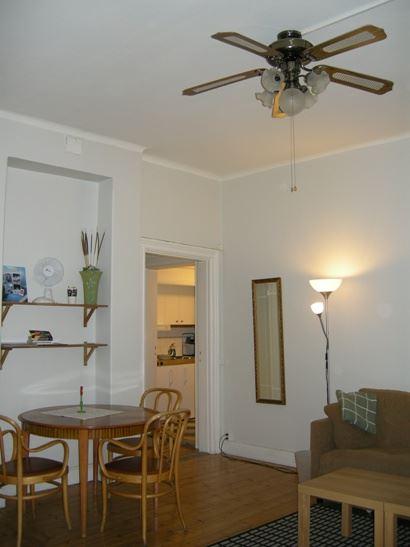 Lägenhet Järnvägshotellet