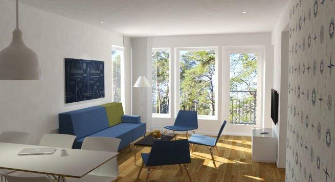 Sea Lodge lägenhet - sommarpaket