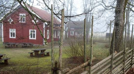 Store Mosse Nationalpark, STF Hostel