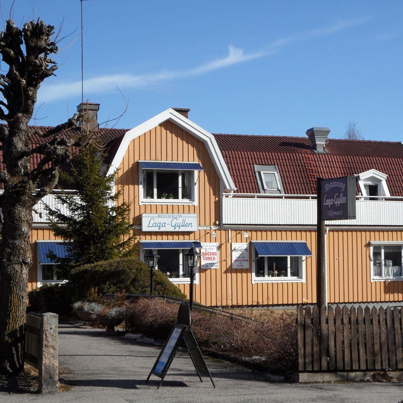 © Värnamo Näringsliv AB , Restaurant Laga-Gyllen