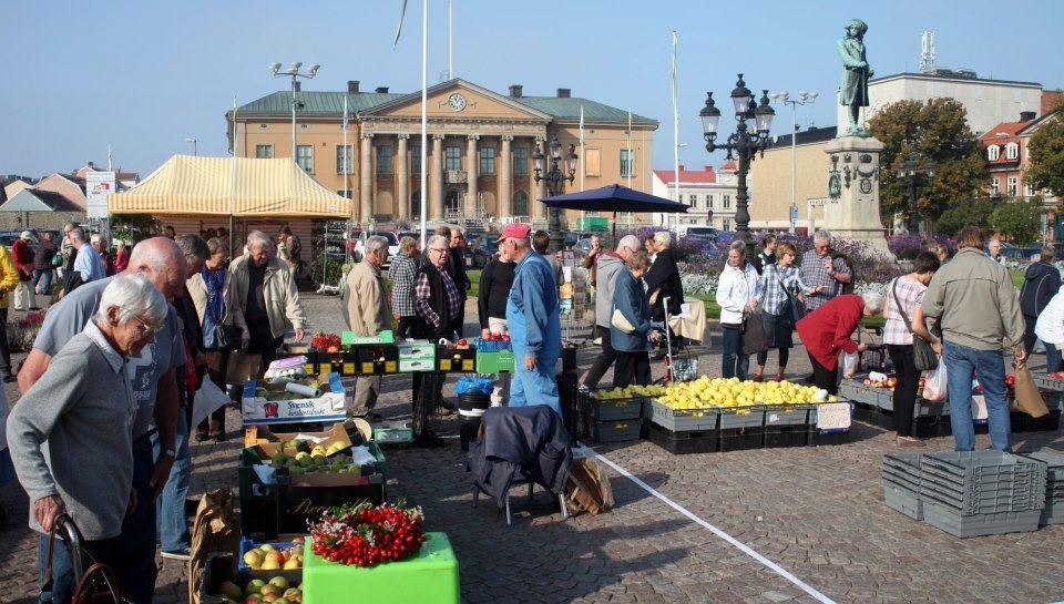 Karlskrona Town square Festival