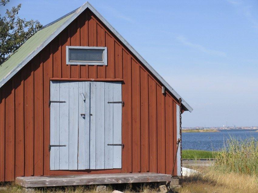 Gästhamn Hallahamnen, Hasslö