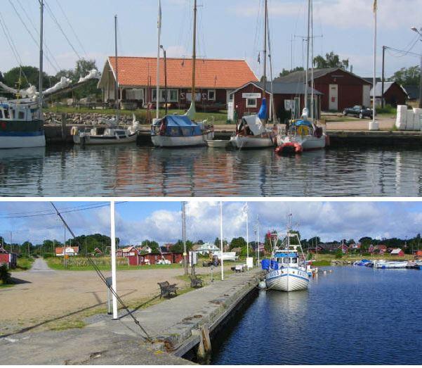 Gästhamn - Lökanabben Aspö
