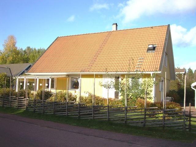 Evenemangslogi Sommar. Privatrum M307 Lievägen, Mora