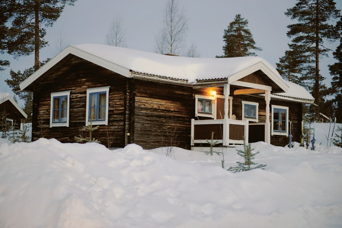 Grönklitt Holiday Village, Orsa