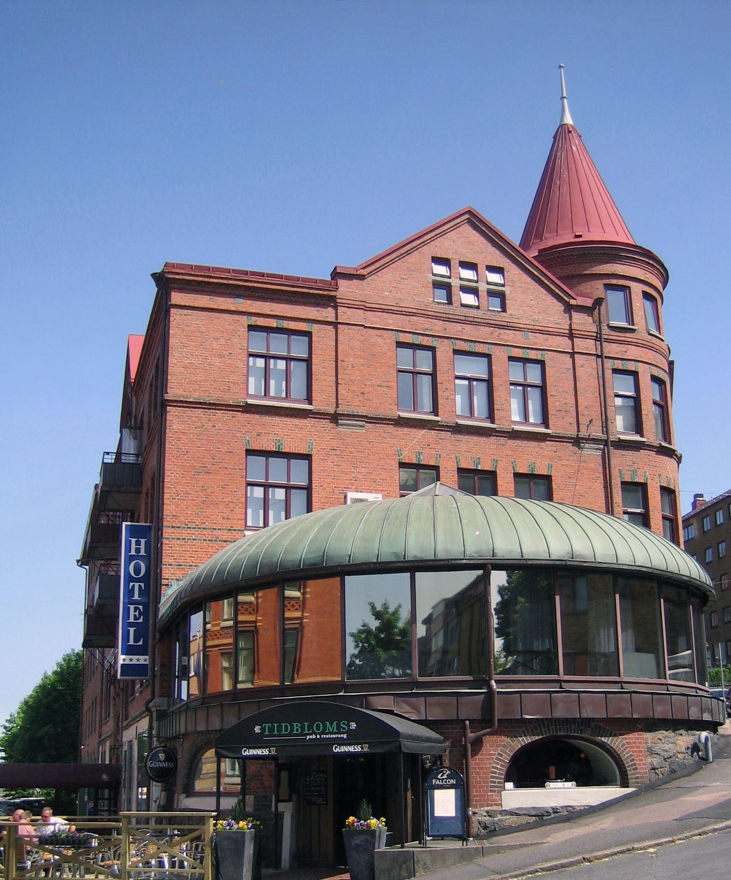 Tidbloms Hotel