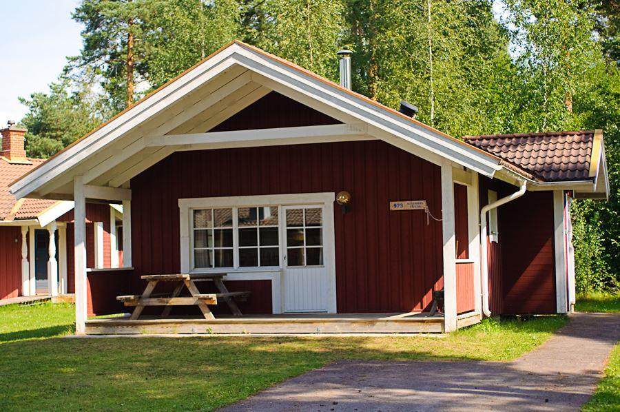 "Cottage ""Norra byn"" (4-6 beds, 41 m², WC/shower)"
