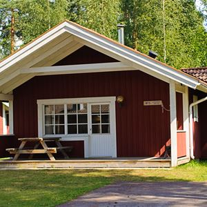 Rättviks Camping/Stugor