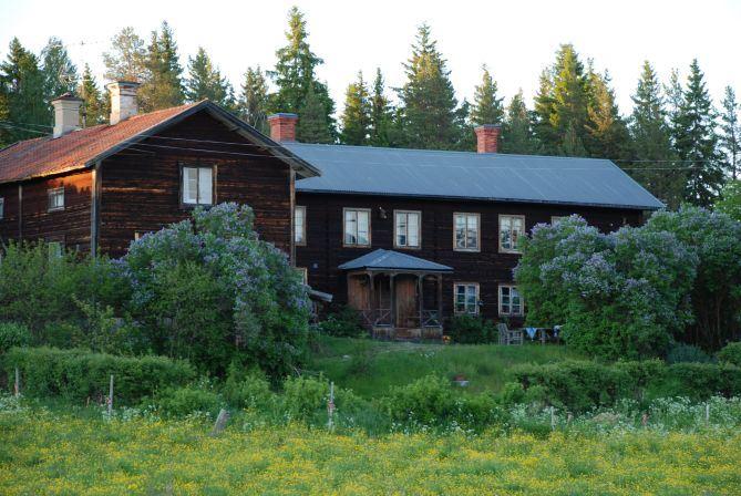 Bo på Hälsingegård - Bommars i Letsbo
