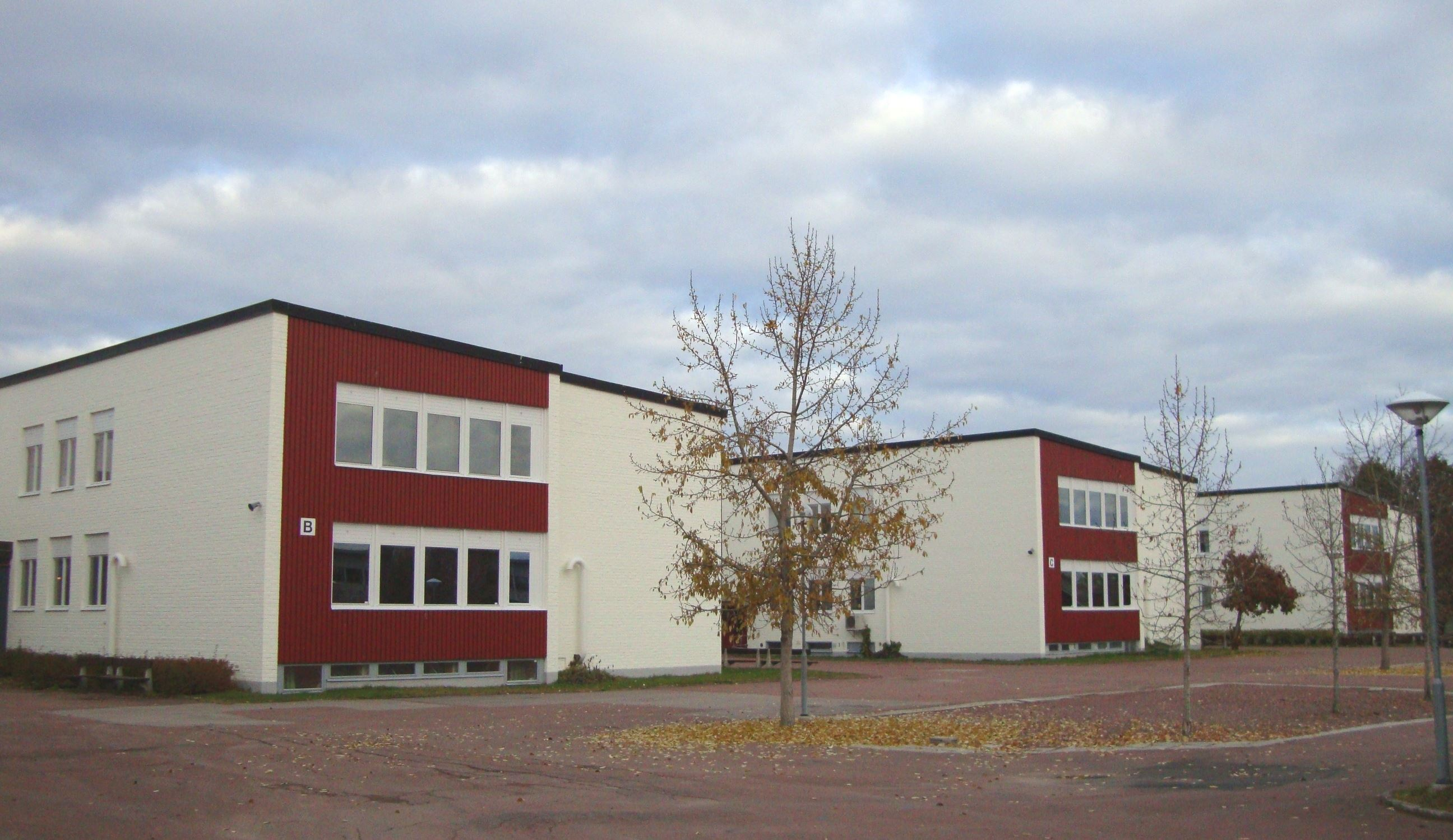 Mora Gymnasium- high school, dormitory