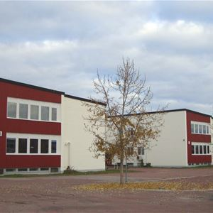 Mora Gymnasium- high school, dormitory