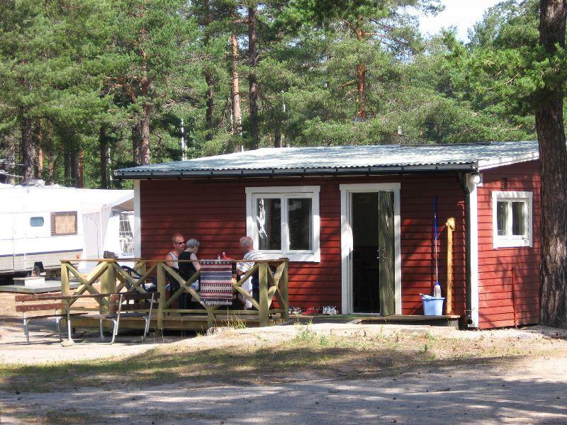 Bergafjärdens Camping & Havsbad stugor