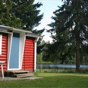Stöde campingplatz Hütten
