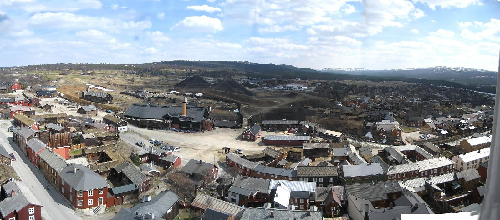 The Røros Museum – Smelthytta (The Smeltery)