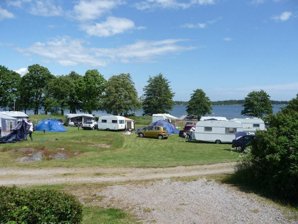 Caravan Club Sturkö Camping/Camping