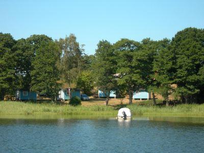 Sturkö Camping - Cabins