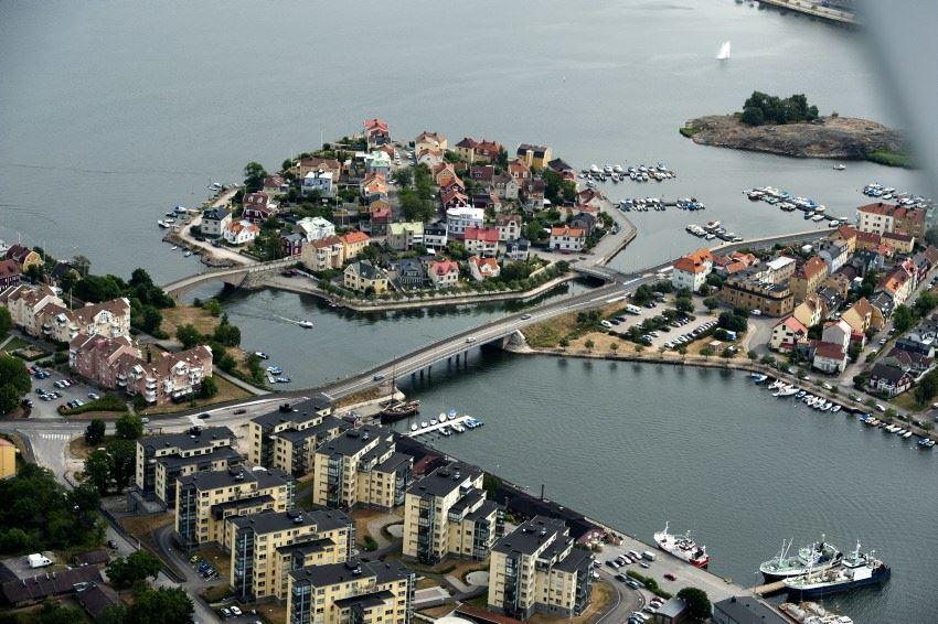 Gästhamn - Saltö Fiskhamn