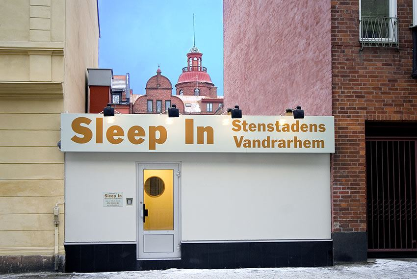 Stenstadens Jugendherberge Sleep In