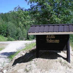 Allsta camping/stugor