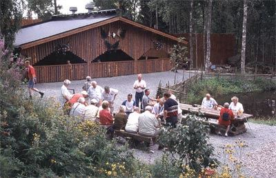 Grönåsen Moosepark