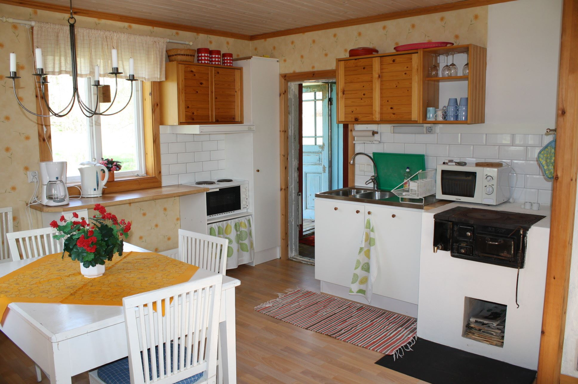 Ströms gård Hütte
