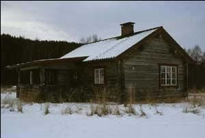Stuga i Sunnansjö, Holm